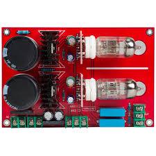 2 of 6 yuan jing pre amp amplifier kit 6n2 srpp for diy audio