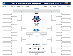 Ncaa Tournament Bracket Scores Download Your Official 2016 Ncaa Bracket Pdf Here