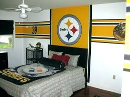 steelers man cave pictures shrine rug ideas banner chairs tailgate colors meaning furniture bedroom jerseys