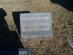 Wesley Pearson (1866-1942) - Find A Grave Memorial