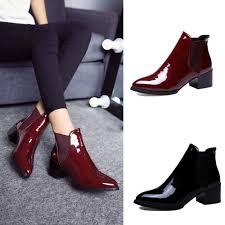 SAGACE 2019 New Arrival <b>Fashion Shoes Women Boots</b> ...