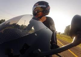 bell star carbon motorcycle helmet review