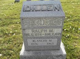 Blanche Mae Holt Dillen (1876-1965) - Find A Grave Memorial