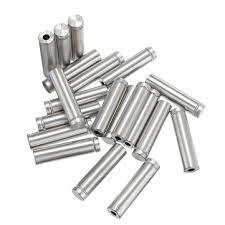 <b>20pcs</b>/<b>set</b> 12mm stainless steel advertisement nails stone wall ...