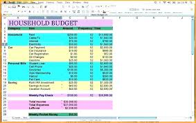 Excel Monthly Budget Spreadsheet Budgeting Spreadsheet Template Excel Monthly Budget Sheet Template