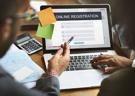 Get The Facts The Electronic Business Registration Form