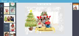 online christmas card make free photo christmas cards online easy and fun