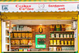Here is your chance to sip the traditional cotha's coffee and soothe your soul. Store Locator Cothas