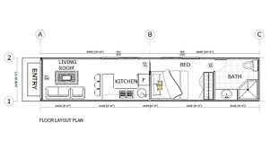 40ft Single Container House Image ...