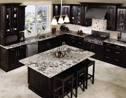 Brilliant Kitchen Ideas Dark Cabinets With Kitchen Ideas With Really