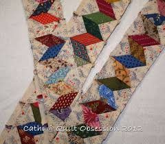 Little Bits of 3 Little Borders | Star quilts, Quilt border and ... & I love this border for a Halle Rose giant star quilt. May use HSTs instead Adamdwight.com