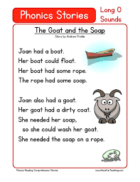 To view the worksheet activity or to download the pdf, click on the individual title. Kids Reading Comprehension Worksheet The Goat And Soap First Grade Passage Phonics Long Christm In 2021 Phonics Reading Reading Comprehension Phonics Reading Passages