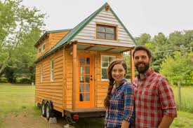 Small Picture NC couple embarks on cross country trip in tiny house NY
