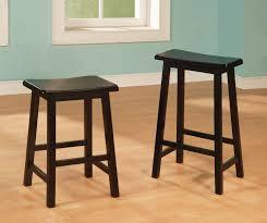 furniture saddle seat bar stool  leather saddle bar stools