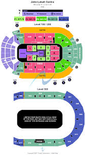 John Labatt Centre Detailed Seating Chart John Labatt Centre Seating Chart