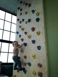 diy rock climbing wall kids climbing wall rock wall children love to climb building them an diy rock climbing wall
