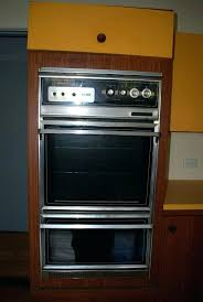 wall ovens on retro wall oven wall oven not working by vintage wall oven for