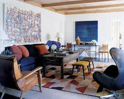 trending in home decor layered rugs paperblog