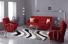 Red And Gray Living Room Red And Gray Living Room Living Room Design Ideas