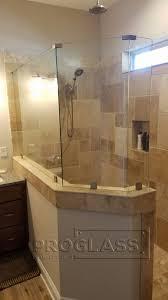 shower door splash guards pro glass