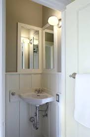 corner mirror for bathroom