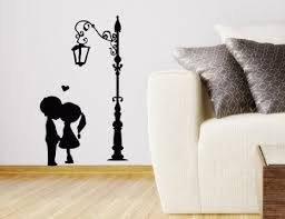 Small Picture Buy Wall Vinyl Decal Sticker Art Design Happy Valentine S Day Card