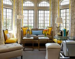Yellow And Blue Living Room Decor Living Room Decoration Ideas Living Room Themes Zampco