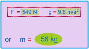 How To Calculate Weight From Mass With Calculator Wikihow