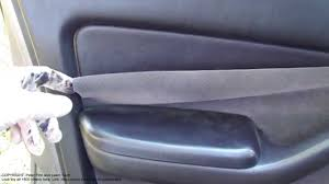 how to fix and glue car door panel broken carpet and wallpaper car door panel repair you