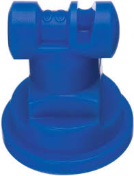 Turbo Teejet Chart Turbo Teejet Blue Acetal Polymer With Cap Gasket Wide Angle Flat Spray Tip Nozzle