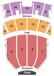 Peabody Auditorium Seating Chart Daytona Beach