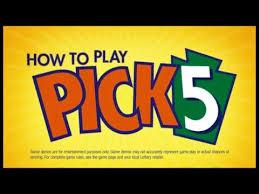 Pick 5 Game Demo