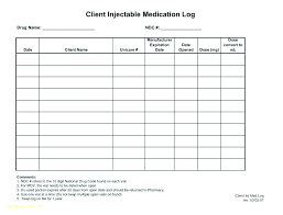 Medication Spreadsheet Schedule Medication Administration Record Template Design Example Fresh 5