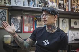 как строитель из барановичей превратил увлечение тату в бизнес