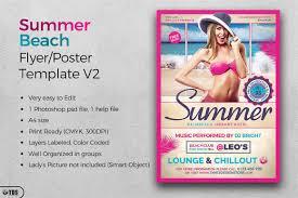 summer beach flyer template v tds psd flyer templates summer beach flyer template psd v 2