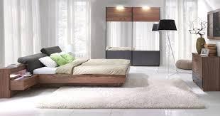 Schlafzimmer Komplett Set D Serres 5 Teilig Farbe Walnuss