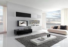 grey fur rug cream sofa cushions living room enchanting design for living room white ds white ceiling white painted wall tv