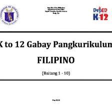 Curriculum Guide Filipino Pdf 7l5r3z793zqk