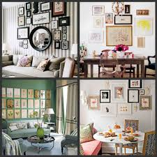 Wall Collage Living Room Gallery Wall All Things Simple