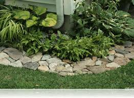 Small Picture Ideas For Flower Bed Edging Home Depot Garden Edging Garden