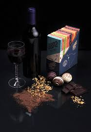 the key to wine and chocolate pairing is that you get to play with all of the binations to see what flavors you like the best