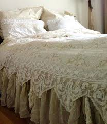 white shabby chic bedding beautiful lace bedding shabby chic bedding ideas
