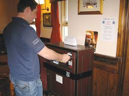 Cigarette Vending Machine Uk Cool Cigarette Vending Machines To Be Banned Next Month
