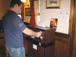 Cigarette Vending Machines Illegal Custom Cigarette Vending Machines To Be Banned Next Month