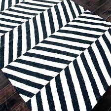 grey and white chevron rug gray 5x7 8x10 black grey and white chevron rug gray