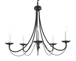 wrought iron crystal chandelier small gallery versailles