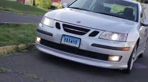 Why Buy Saab - 2005 Saab 9 3 Aero Reveal - YouTube