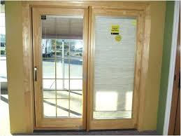 jeld wen sliding patio door patio doors with blinds between the glass large size of sliders