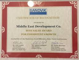 Middle East Development Company Limited
