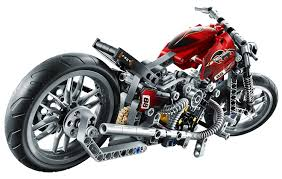 amazon com lego motorbike 8051 toys games